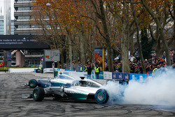 Nico Rosberg ve Lewis Hamilton, Mercedes AMG F1 W05