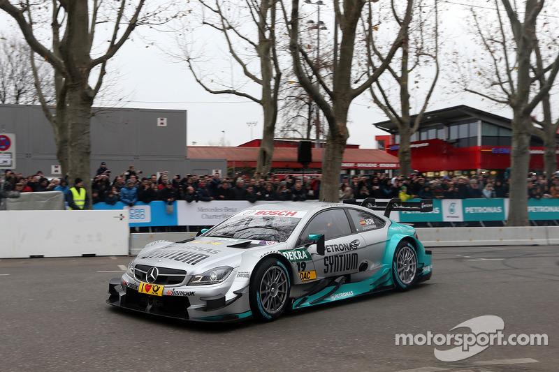 Daniel Juncadella, Mercedes AMG C-Coupe DTM