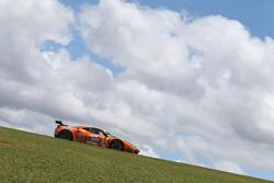 #61 AF Corse 法拉利 458 Italia: 杰夫·西格尔, 亚历山德罗·皮耶尔圭迪, 埃莫森·费迪帕尔迪
