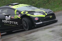 Alessio Salucci ve Mitia Dotta, Ford Fiesta WRC