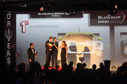 Blancpain Sprint Series-overall podio piloti