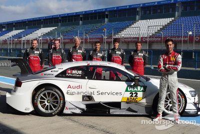 Audi December test
