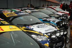 Azione del Rally Show