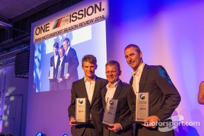 Entrega de trofeos de BMW Sports