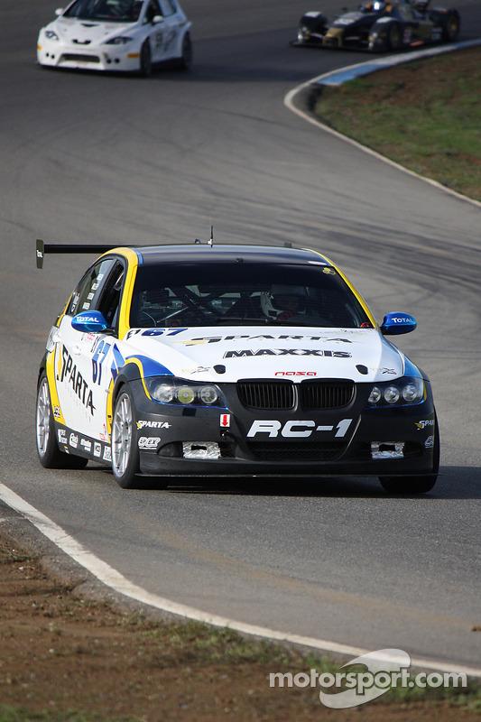 #67 BMW 328i: Brett Strom, Mickey Miller, Ralph Warren, Robert Green