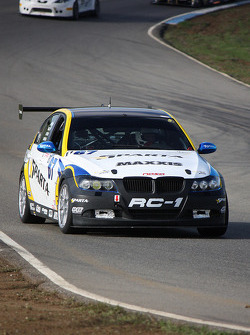 #67 BMW 328i: Brett Strom, Mickey Miller, Ralph Warren, Robert Green