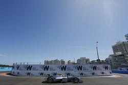 Хуан-Мануэль Лопес . Этап Формулы Э в Пунта-дель-Эсте, пятничные тесты.
