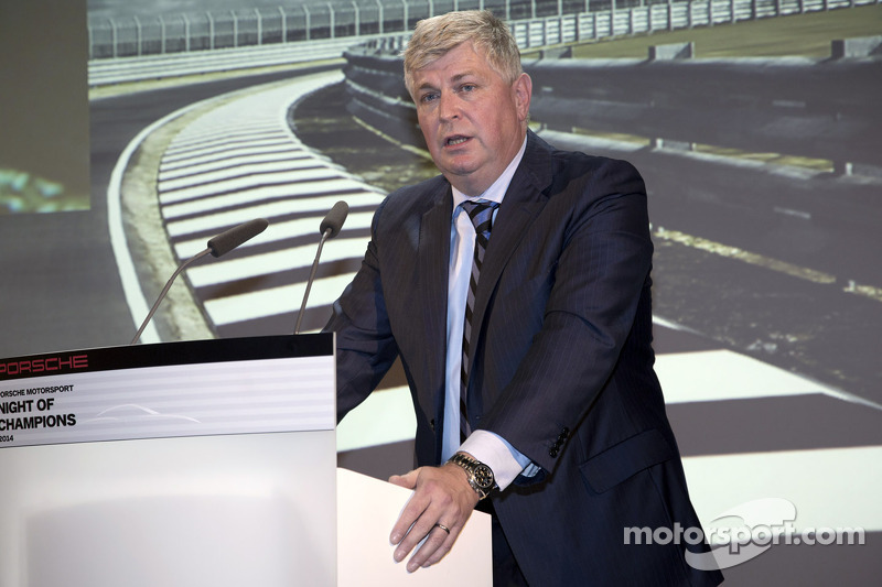 Wolfgang Hatz, Board of Management Porsche
