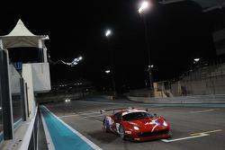 #3 AF Corse Ferrari 458 GT3: Steve Wyatt, Michele Rugolo, Davide Rigon takes the win