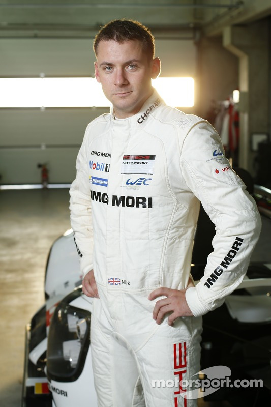 Nick Tandy , Porsche Team