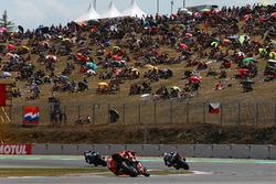 Alex Lowes, Pata Yamaha Michael van der Mark, Pata Yamaha, Chaz Davies, Aruba.it Racing-Ducati SBK Team