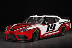 2019 NASCAR Toyota Supra unveil