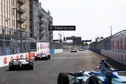 Andre Lotterer, Techeetah, Antonio Felix da Costa, Andretti Formula E Team