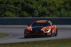 #56 Murillo Racing, Mercedes-AMG, GS: Jeff Mosing, Eric Foss