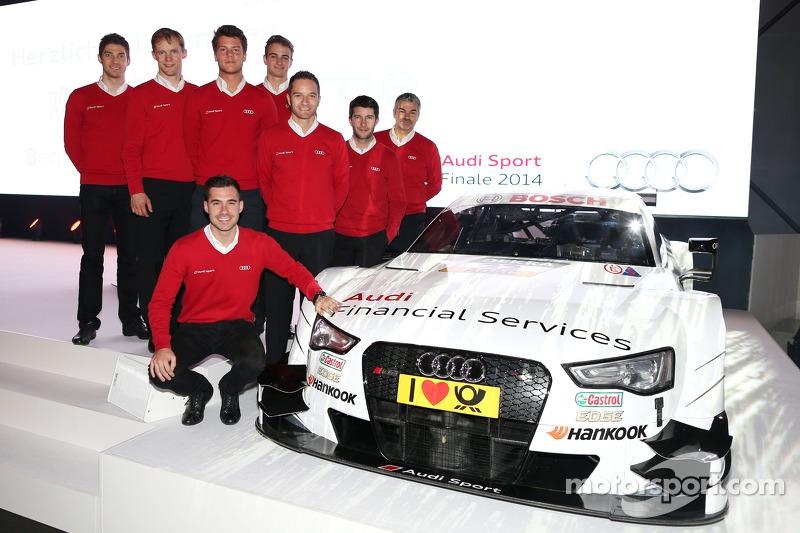 DTM Audi Sport pilotları