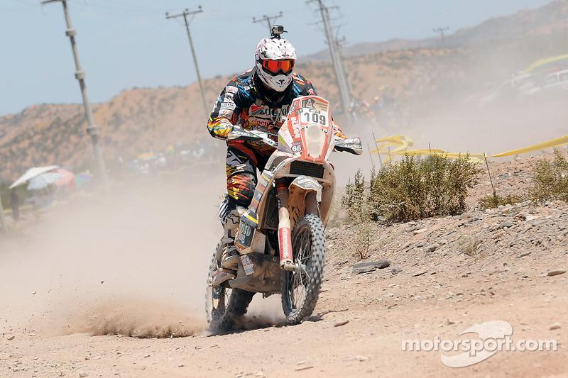 #109 KTM: Jorge Lacunza
