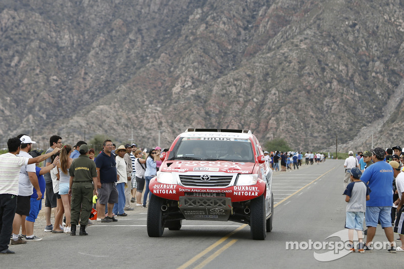 #327 Toyota: Leeroy Poulter, Robert Howie