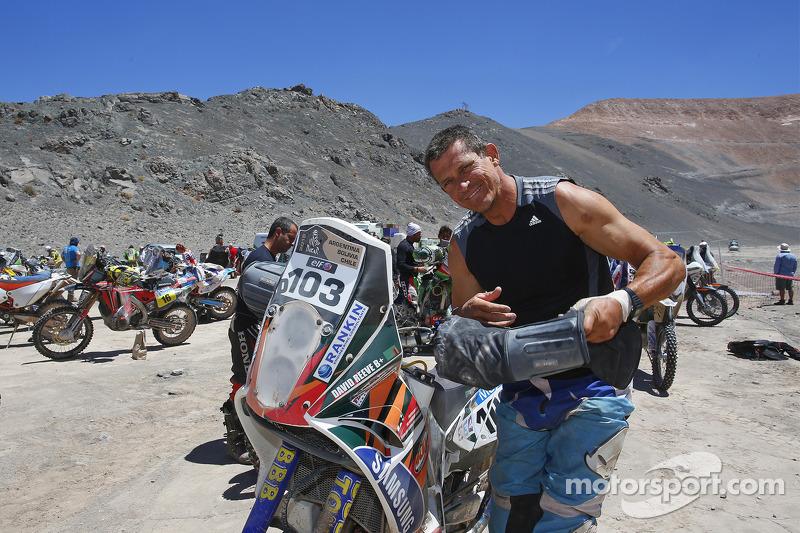 #103 KTM: David Gregory Reeve