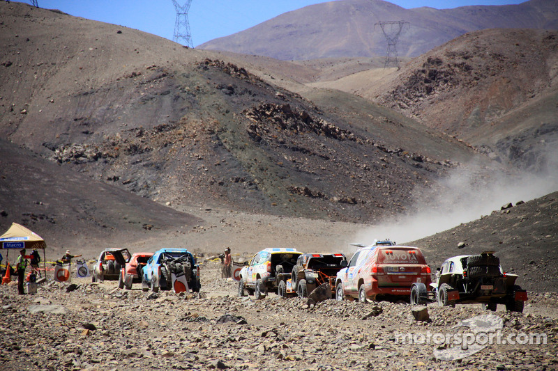 Frontière entre l'Argentine et le Chili