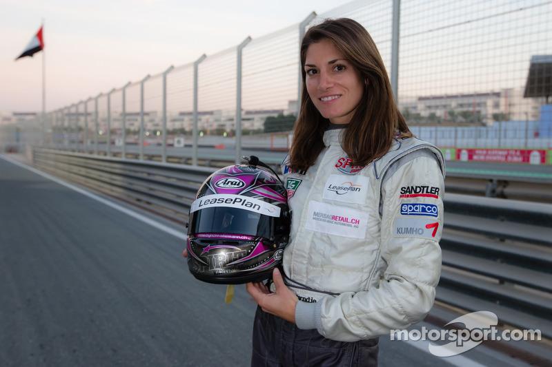 Cyndie Allemann (Formel 3, Indy Lights, Sportwagen, SuperGT)