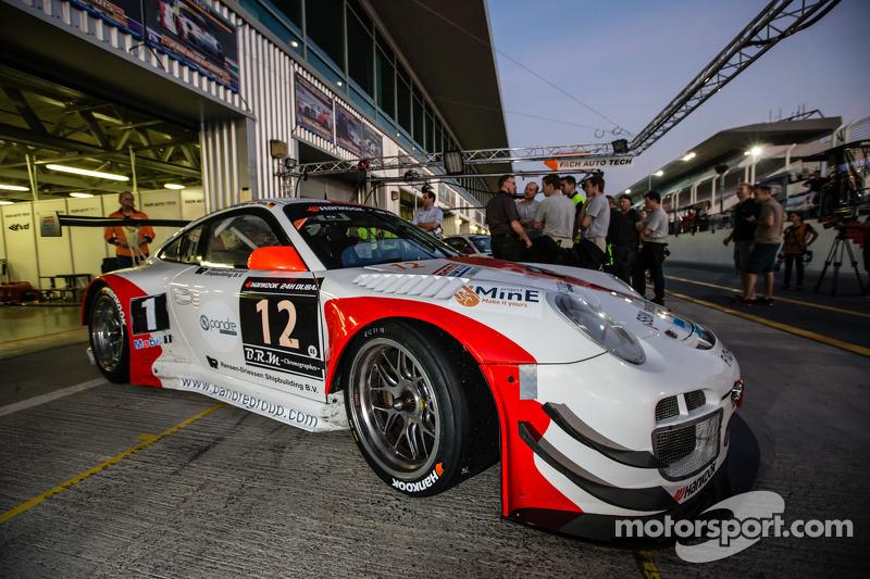 #12 Fach Auto Tech, Porsche 997 GT3 R