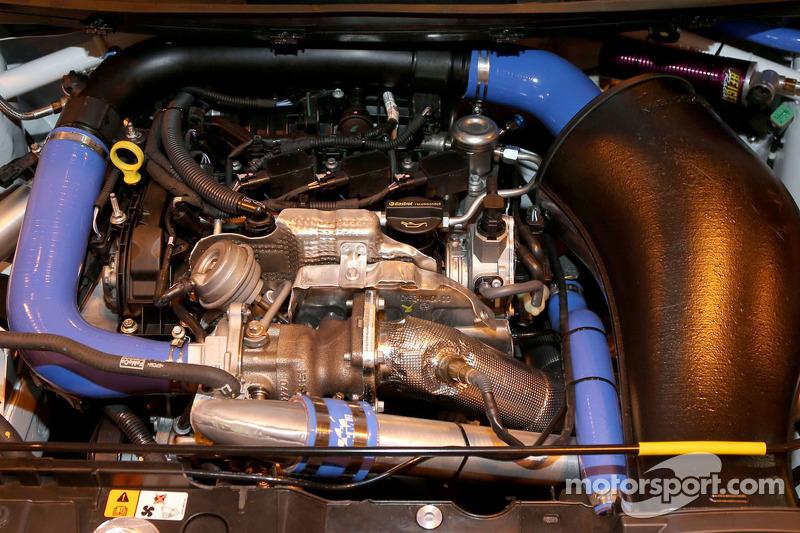 presentación del Ford Fiesta R2