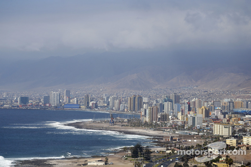 Chile атмосфера