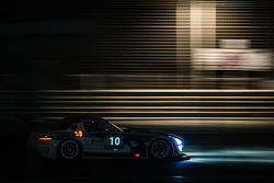 #10 GTRussian, Mercedes SLS AMG GT3: Alexey Vasilyev, Marko Asmer, Karim Al Azhari, Kevin Korjus