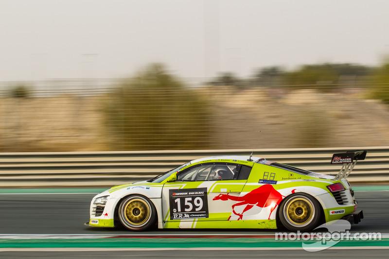 #159 Red Camel-Jordans.nl Audi R8: Rik Breukers, Ivo Breukers