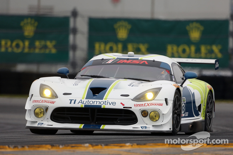 #93 Riley Motorsports, Dodge Viper SRT: Al Carter, Ben Keating