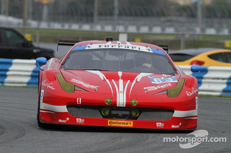 #63 Scuderia Corsa Ferrari 458 Italia: Білл Свідлер, Таунсенд Белл, Anthony Lazzaro, Джефф Сегал
