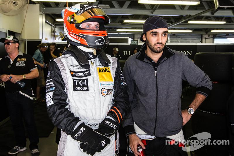 Yelmer Buurman und Abdulaziz Al Faisal
