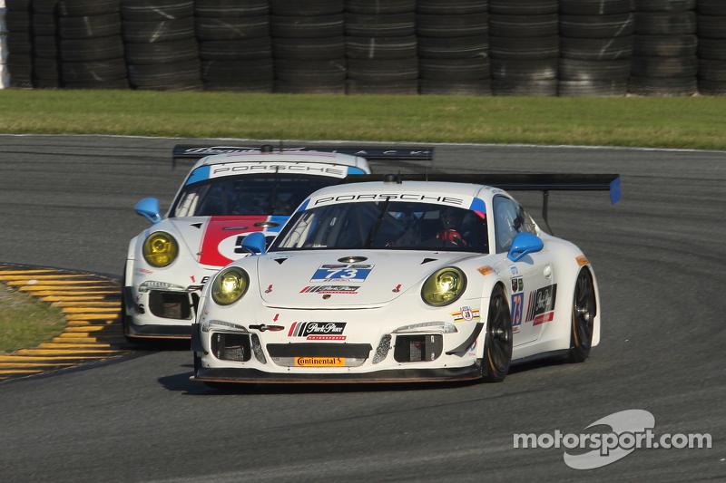 #73 Park Place Motorsports,保时捷911,美洲GT