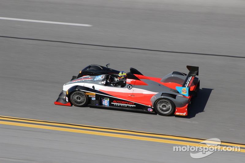 #16 BAR1 Motorsports Oreca FLM09: Johnny Mowlem, Tom Papadopoulos, Tomy Drissi, Brian Alder