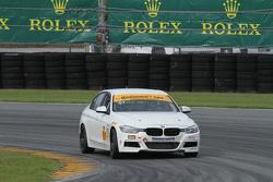 #81 BimmerWorld Racing BMW 328i: Greg Liefooghe, Tyler Cooke