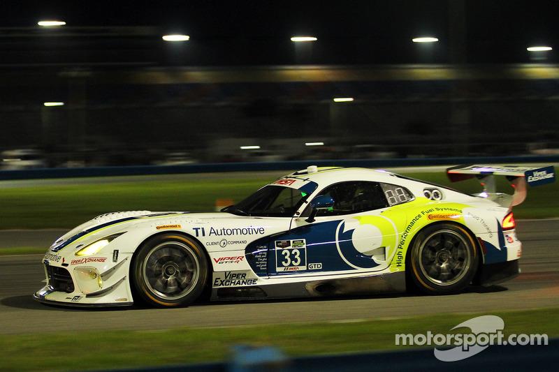 #33 Riley Motorsports SRT Viper GT3-R: Ben Keating, Al Carter