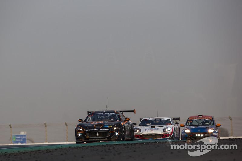#152 Boutsen Ginion Racing, Maserati Gran Turismo: Renaud Kuppens, Éric Vaissière, Philippe Ulivieri