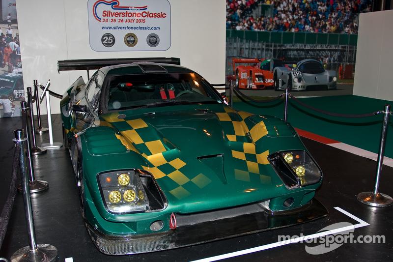 Lister Racing car