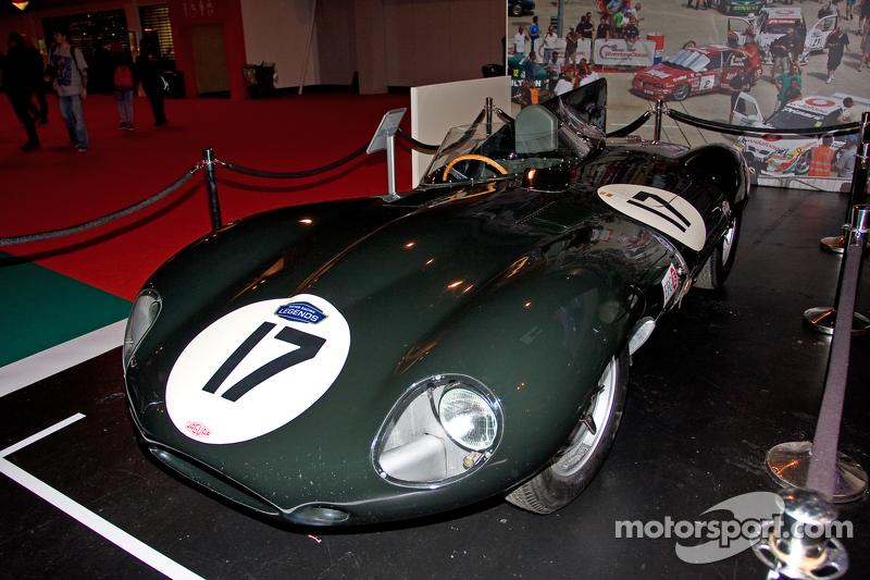 Klassische Jaguar-Sportwagen