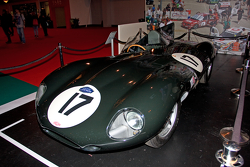 Classic Jaguar Sports Car