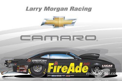 Larry Morgan Racing - apresentação