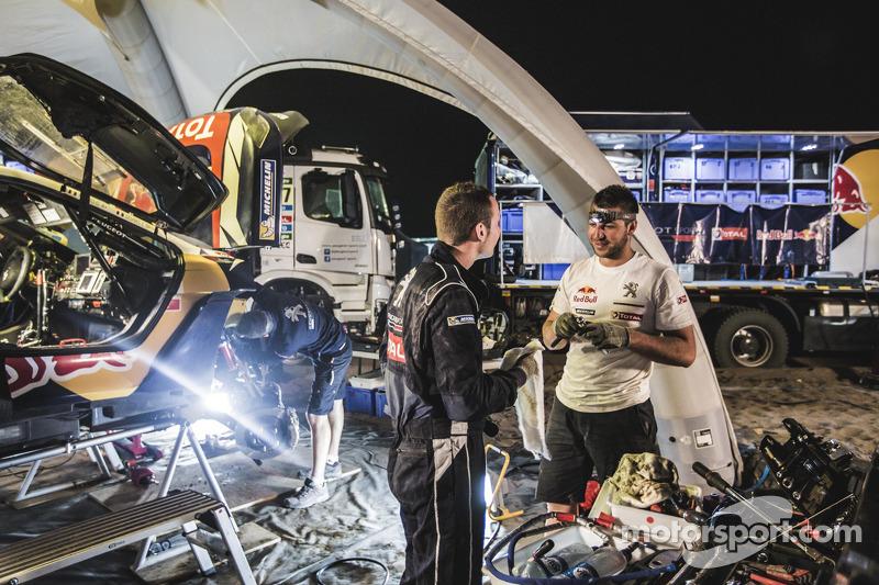Peugeot територія команди