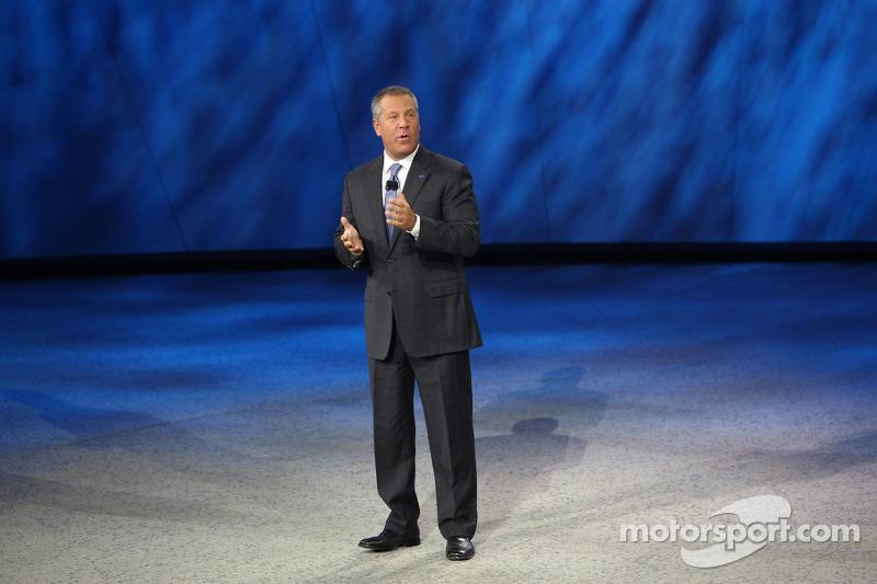 خوسيهف هينريكس، نائب الرئيس التنفيذي و رئيس الأمريكاس لشركة فورد موتو