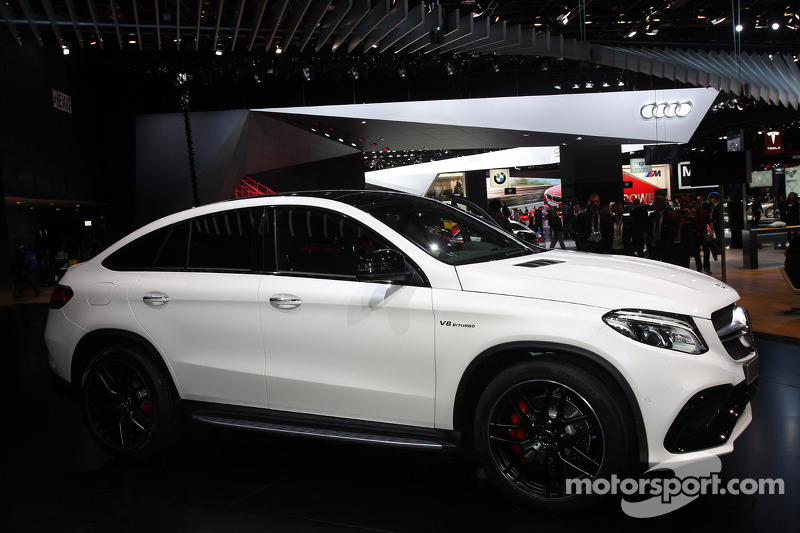 Mercedes GLE 63 Coupe AMG