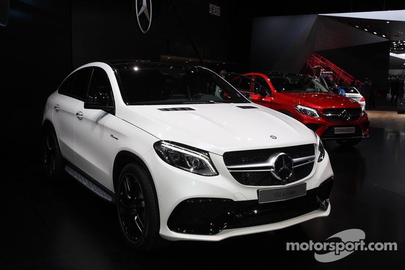 Mercedes GLE 63 Coupe AMG