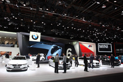 BMW-Stand