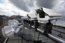 摄影机等检测维修站入口
