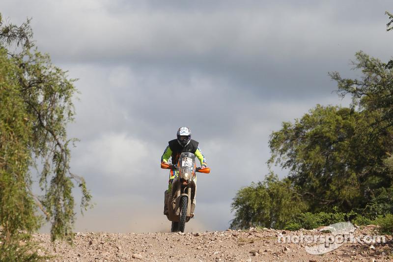 #26 KTM: Toby Price