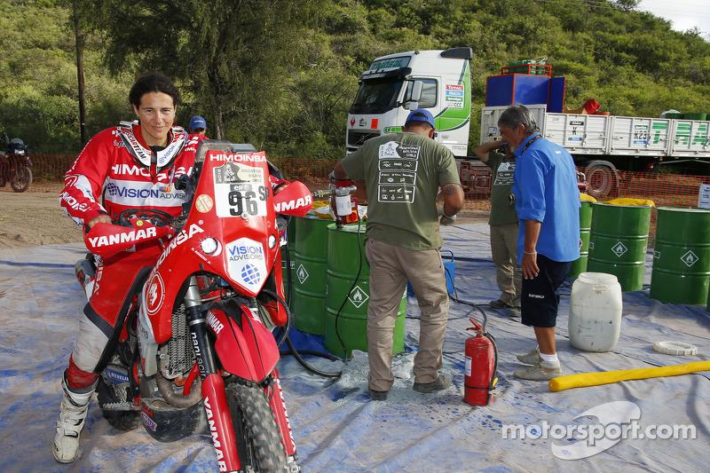 #96 KTM: Rosa Romero Font