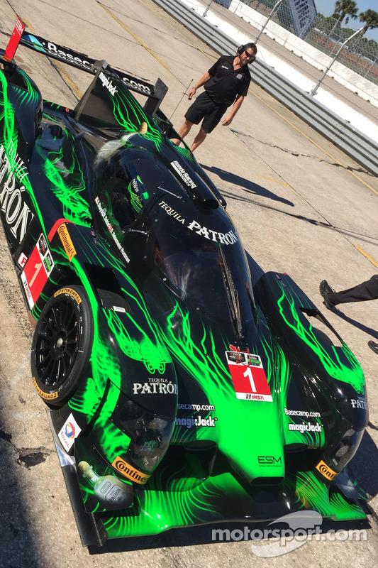 Extreme Speed Motorsports, HPD ARX-04b
